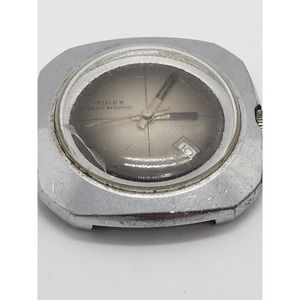 Vintage Timex Men's Automatic 39mm Watch